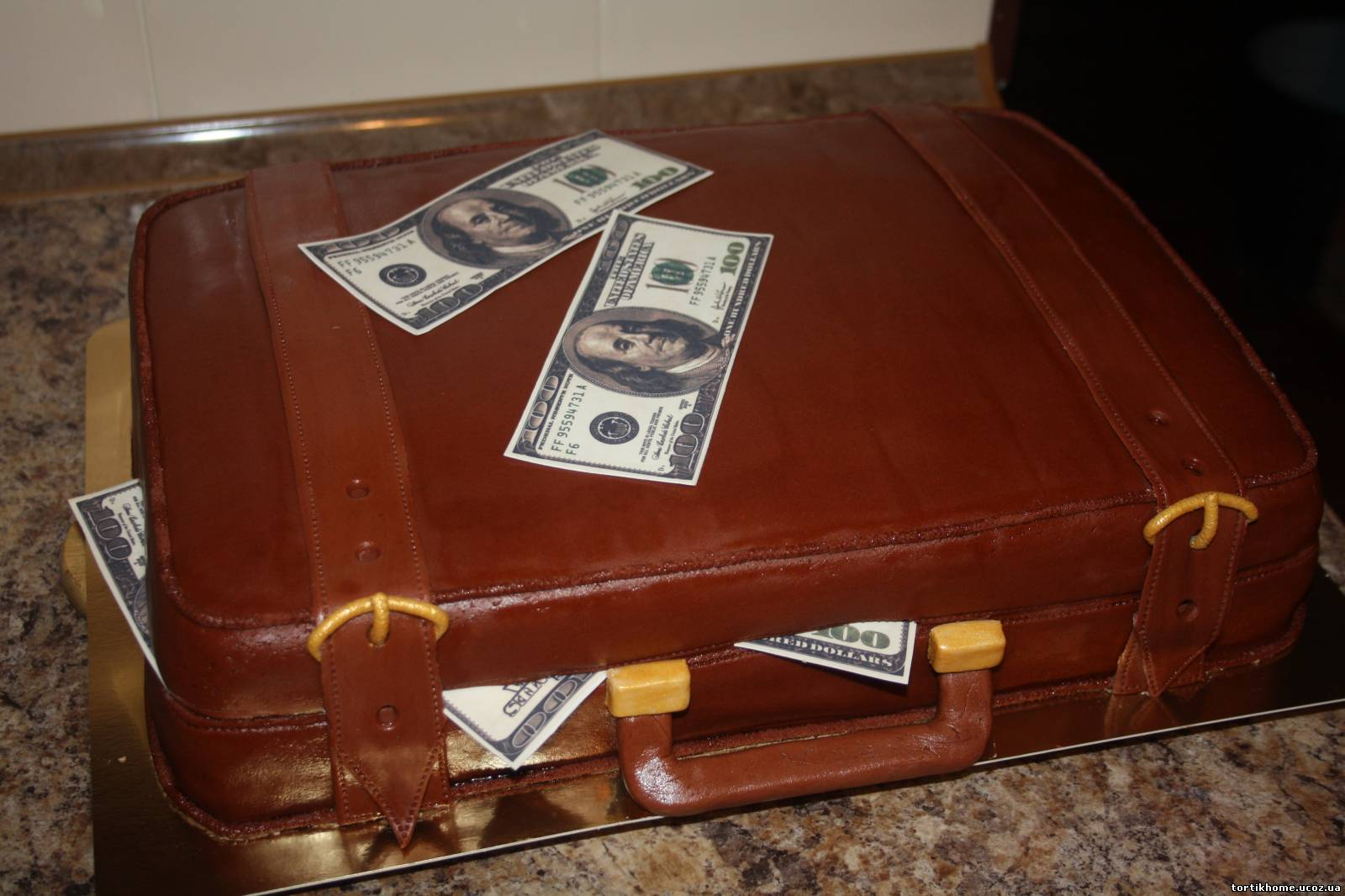 Чемодан с деньгами - подарок ВК - Смайлики ВК 4